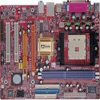 PC Chips A31G Socket 754 AGP and PCI-E VGA Slots Onboard VGA  6 Channel Audio LAN microATX <br>QuickFind: 1564