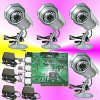 Xpert Systems  4x30LED Day/Night/Outdoor Colour CCD Camera Kit (Upgraded 4xWall Bracket + 4x25M Cables) <br>QuickFind: 2285