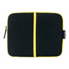Targus 7 Inch / 8.9 Inch Skin for Laptops Black + Yellow <br>QuickFind: 4794