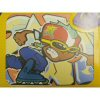 Fellowes  Mouse Pad [ Graffiti Print ] <br>QuickFind: 5954