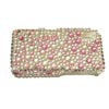 Samsung Tocco Lite S5230 Crystal Bling Cover [ PINK AND SILVER ] <br>QuickFind: 6552