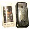Nokia 5230 / 5800 XpressMusic Hard Shell Case [ BLACK ] <br>QuickFind: 6629