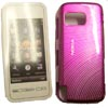 Nokia 5230 / 5800 XpressMusic Hard Shell Case [ PINK ] <br>QuickFind: 6630