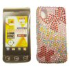 LG Cookie KP500 Crystal Bling Diamante Cover [ BUTTERFLIES ] <br>QuickFind: 6911