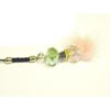 Xpert Systems  Mobile Phone Charm [ GREEN DIAMANTE BLING ] <br>QuickFind: 7329