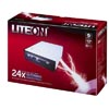Lite-On eHAU324 8x DVD±RW DL & RAM USB External Optical Drive - Retail Box <br>QuickFind: 7348