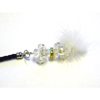 Xpert Systems  Mobile Phone Charm [ CLEAR DIAMANTE BLING ] <br>QuickFind: 7389