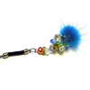Xpert Systems  Mobile Phone Charm [ MULTICOLOURED DIAMANTE BLING ] <br>QuickFind: 7391