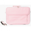 Xpert Systems 15.4 Inch Laptop Bag with Strap [ PINK ] <br>QuickFind: 7413