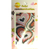 Xpert Systems  Mobile Phone Bling Diamante Stickers [ BLACK / RED LOVE HEARTS ] <br>QuickFind: 7508