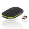 Xpert Systems  2.4GHz 800DPI/1600DPI Adjustable Wireless Optical Mouse USB Receiver 10M Distance [ BLACK ] <br>QuickFind: 7522