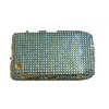 Blackberry 9300 / 8520 Curve Crystal Bling Diamante Cover [ BLUE ] <br>QuickFind: 7556