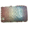Blackberry 9300 / 8520 Curve Crystal Bling Diamante Cover [ MULTICOLOUR ] <br>QuickFind: 7673