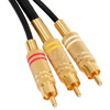 Xpert Systems 3.0 Metres 3x Phono RCA Male / Male - Gold <br>QuickFind: 7709