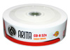 ARITA  52x 700MB 80min Full Face White Printable CDR <br>QuickFind: 7736