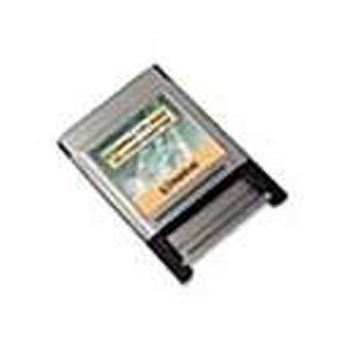 Kingston  PC Card Adapter for Compaq Flash Card [ PCMCIA Card ] QuickFind: 2267