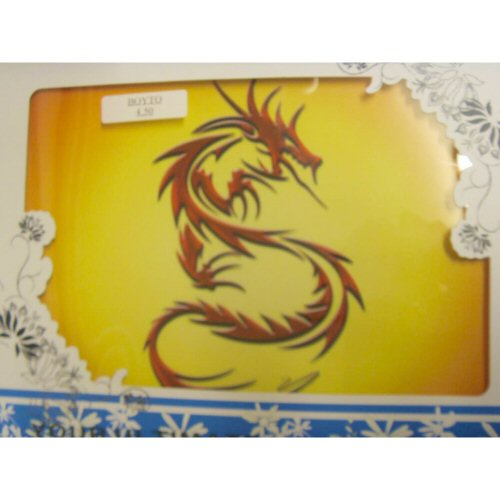 Xpert Systems 12 - 15 Inch Laptop Skin - Dragon QuickFind: 6445