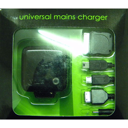 Xpert Systems  Universal Mobile Phone Charger QuickFind: 7737